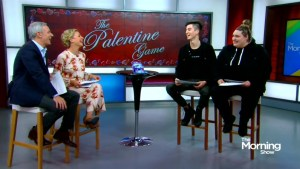 The Palentine Game with Elijah Woods x Jamie FIne